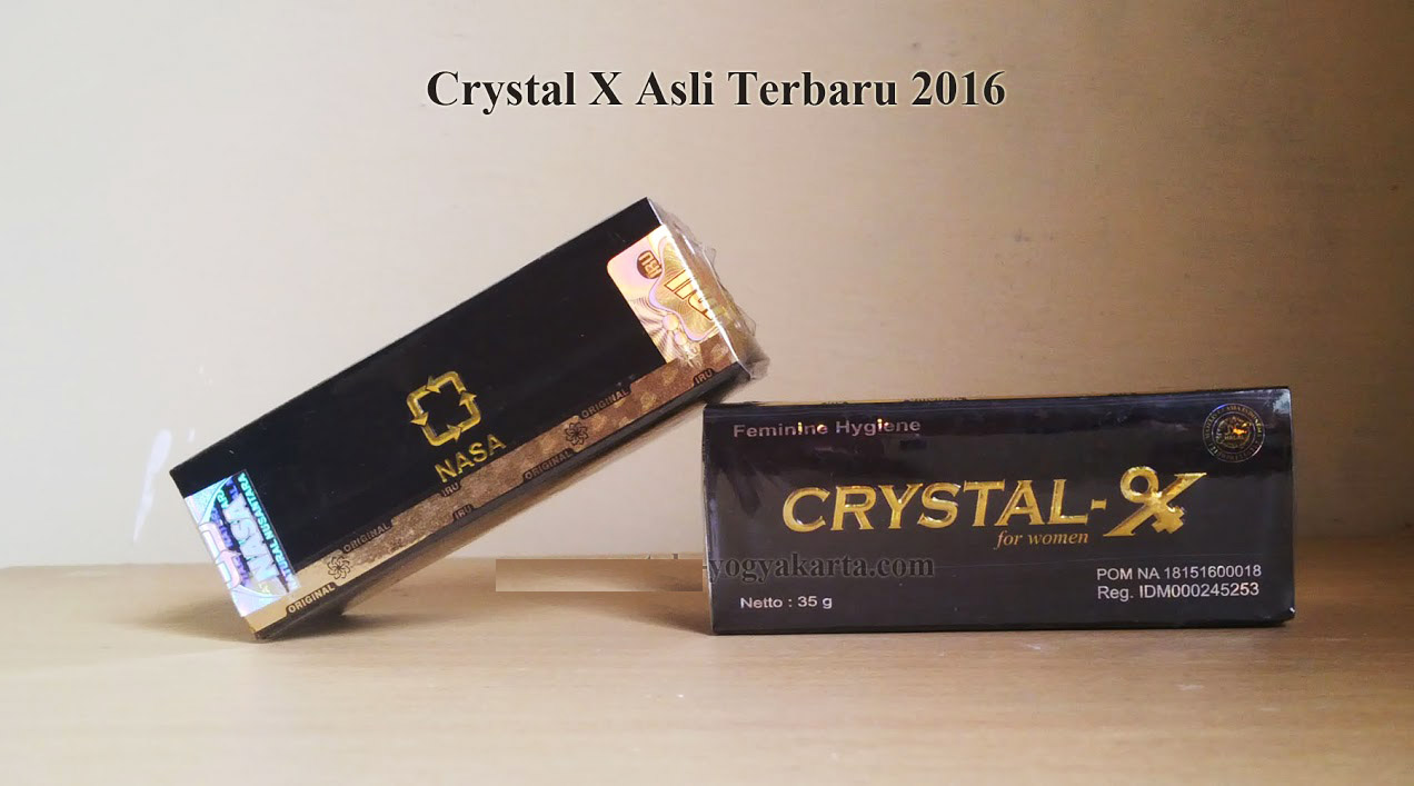 Natural Crystal X Asli Nasa