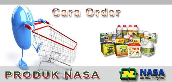 Cara Belanja Produk Nasa