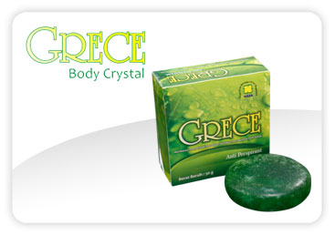 GRECE Body Crystal Mitra NASA
