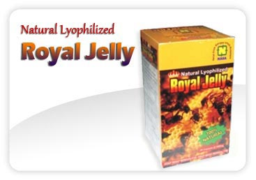 Natural Royal Jelly Mitra NASA