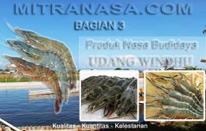 Produk Nasa Budidaya Udang Windu
