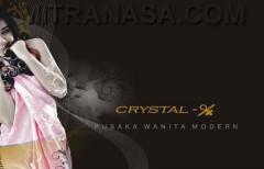 Produk Nasa Crystal X