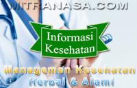 Managmen Kesehatan Nasa