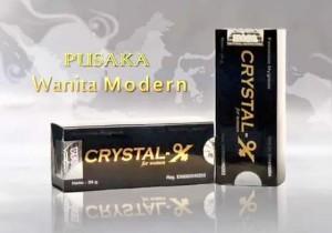 Crystal X Asli Mitra NASA