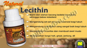 natural lecithin & Neo lecithin nasa