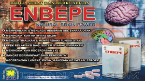 ENBEPE Natural Brain Power
