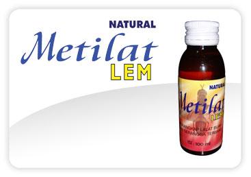 Natural Metilat Lem