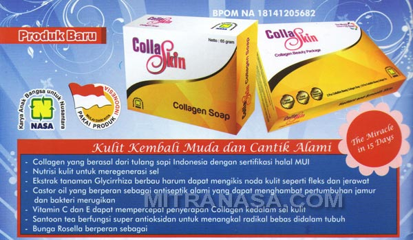 Colla Skin Collagen Beauty Package