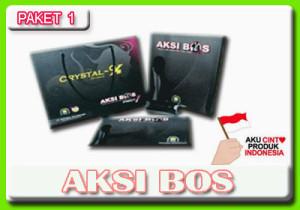 Aksi BOS Paket 1