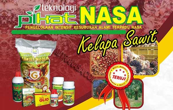 Produk Nasa Untuk Tanaman kelapa Sawit