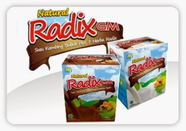 Natural Radix GM Serbuk