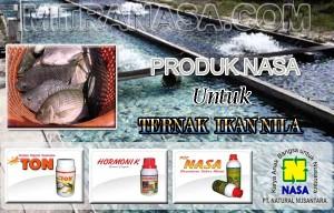 Produk Nasa Untuk Ternak Ikan Nila