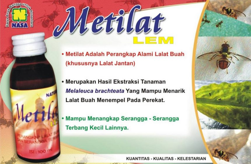 Manual HPT – Natural Metilat Lem NASA