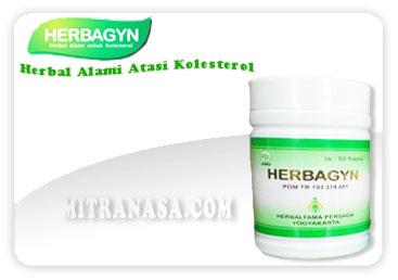 Herbagyn Produk Herbal Alami untuk Kolesterol