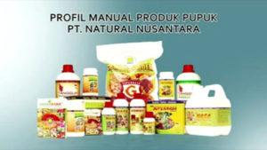 teknologi produk pupuk organik nasa
